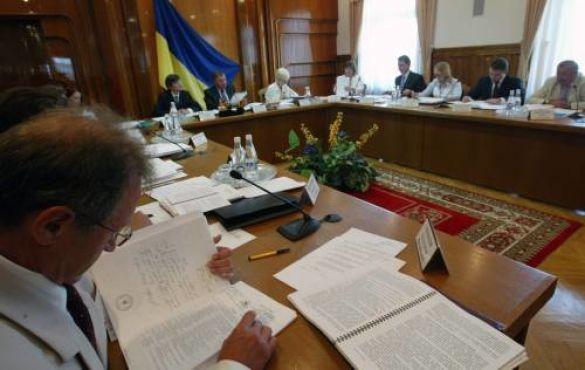 Засідання Центральної виборчої комісії