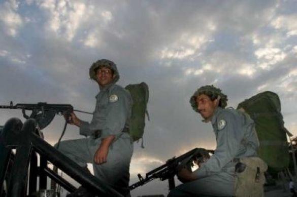 Заручники в Афганістані