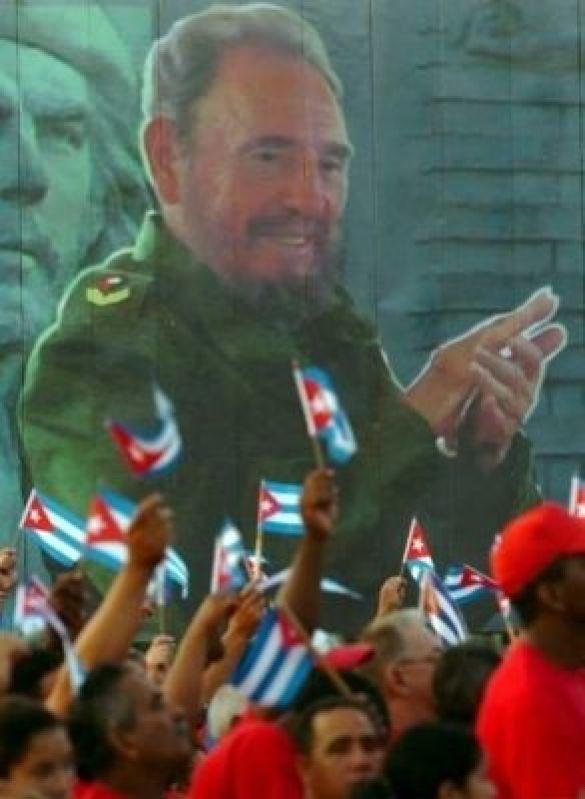 Зображення Фіделя Кастро