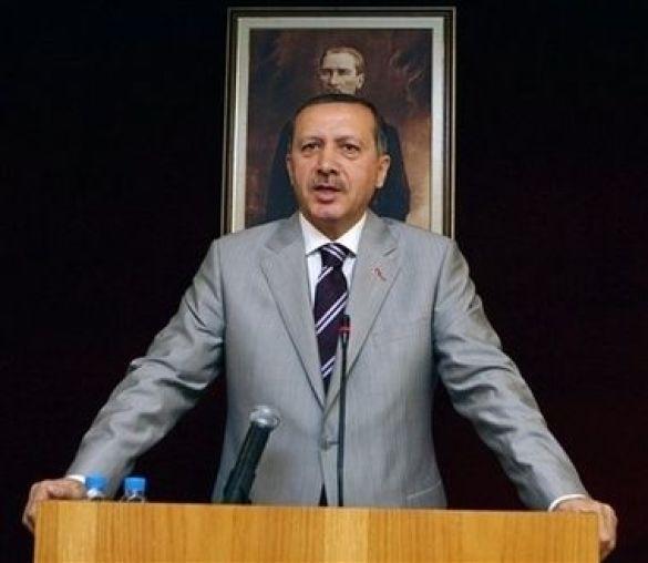 Тайіп Ердоган, прем'єр-міністр Туреччини