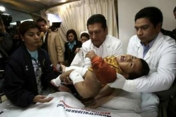 600 в'язнів утекло із в'язниці в Перу