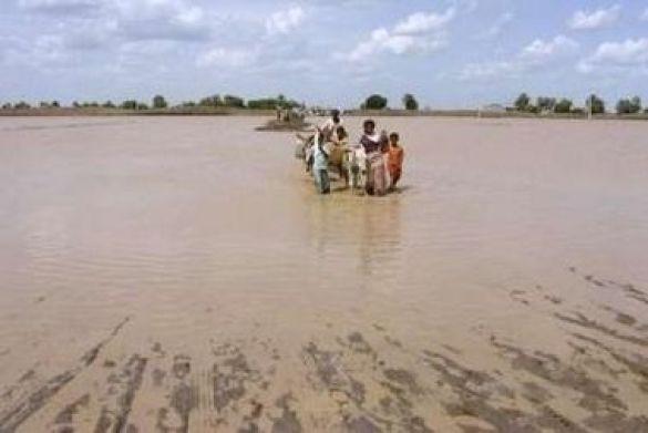 Повені в Судані