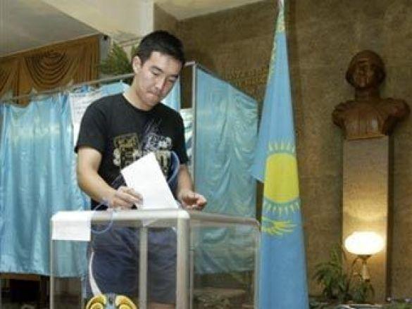 Вибори у Казахстані