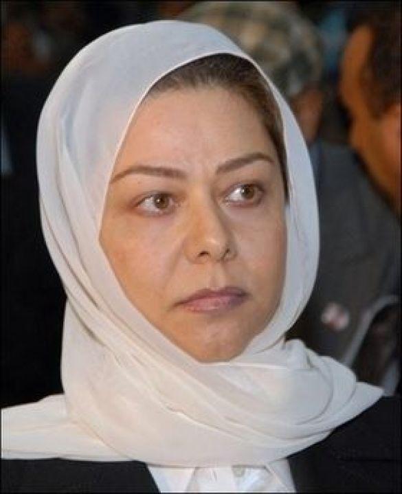 Рагад Хусейн, старша донька Саддама Хусейна