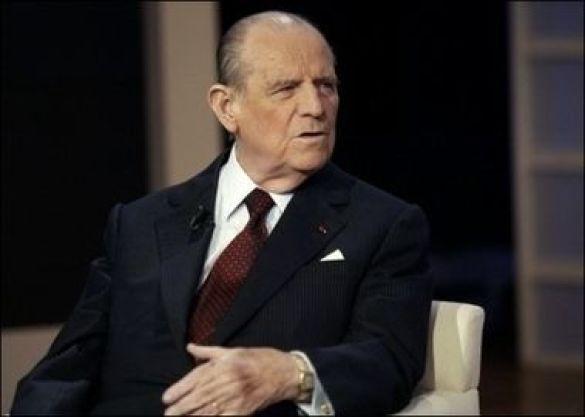 Раймон Барр, колишній прем'єр-міністр Франції