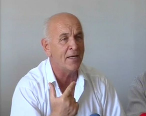 Віктор Тарасенко, голова Кримської організації «Екологія та світ»