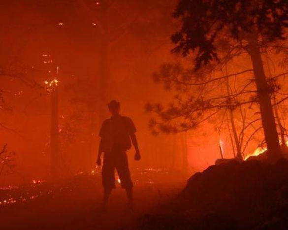 Пожежа на Ай-Петрі