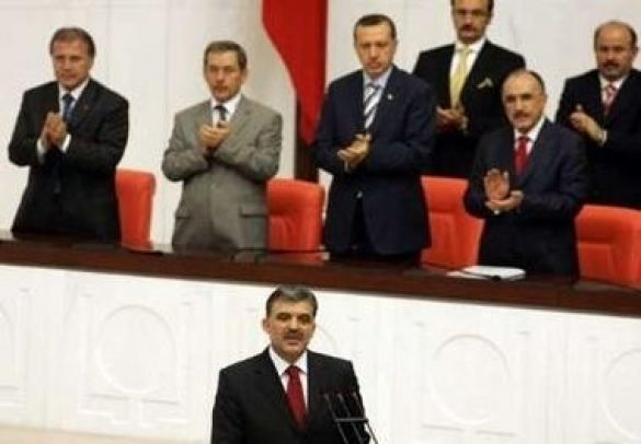 Абдуллах Гюль, Тайїп Ердоган і нові міністри Туреччини