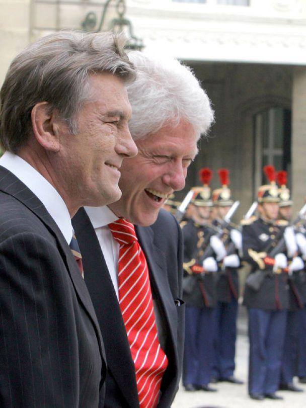 Ющенко відвідав Францію