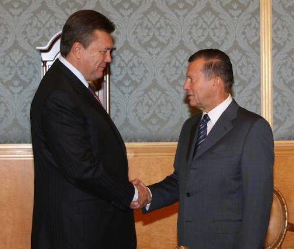 Янукович-Зубков