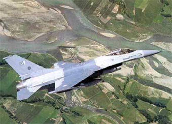 Винищувач ВПС Пакистану