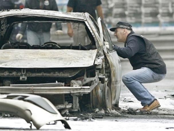 Теракт у Країні Басків