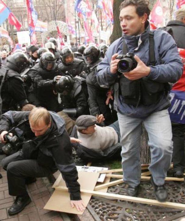 Комуністи зіпсували свято з нагоди річниці УПА