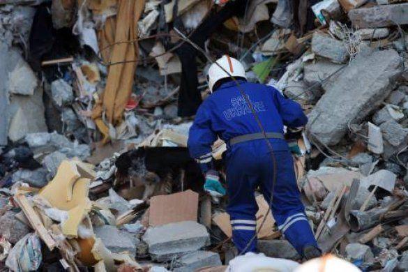 Місце вибуху в Дніпропетровську