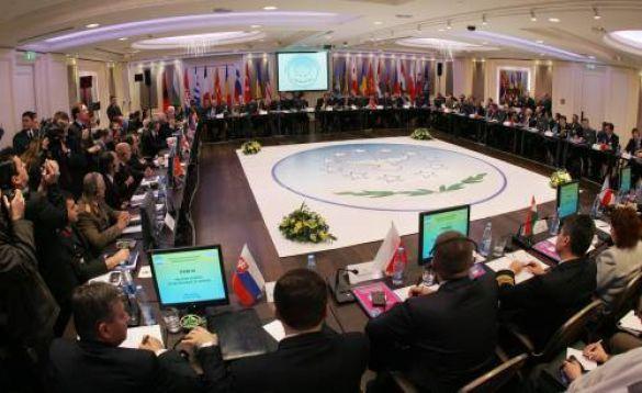 Засідання Ради міністрів оборони ПСЄ