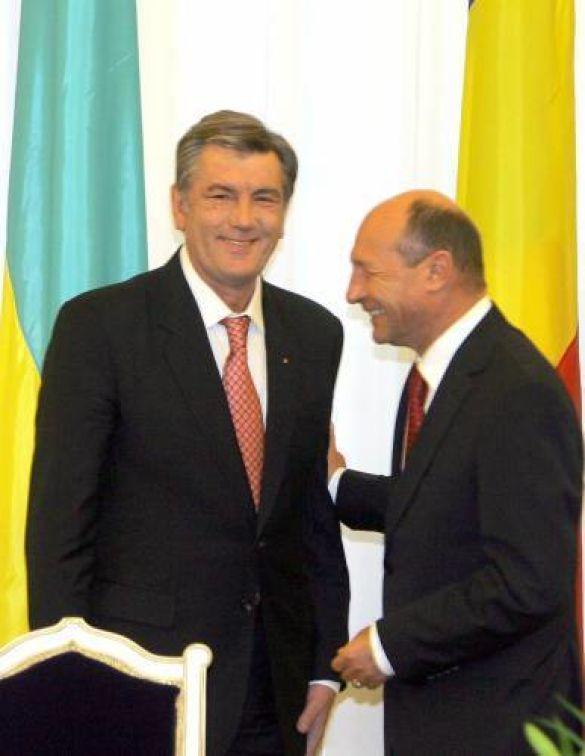 Ющенко-Басеску