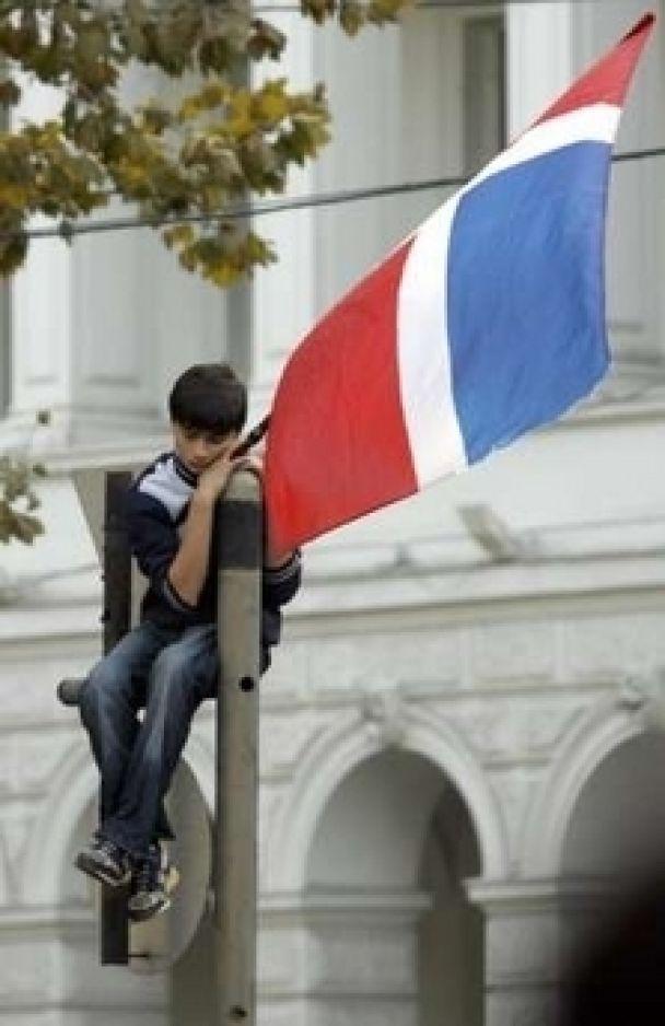Грузинська революція відродилася