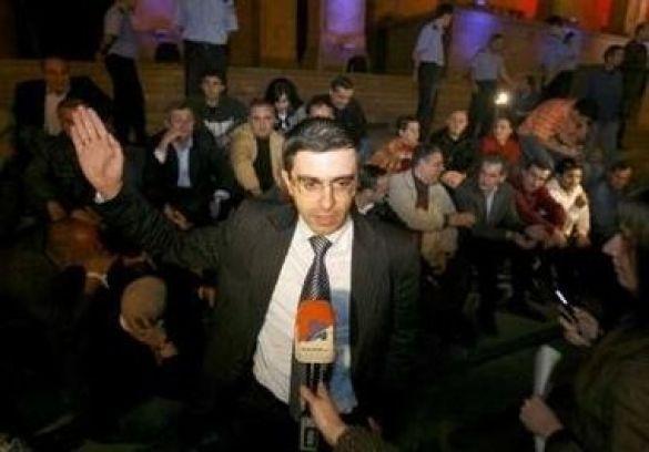 Лідер Консервативної партії Грузії Каха Кукава