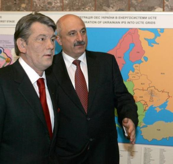 Ющенко Плачков