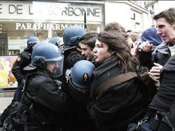 Безлади у Франції