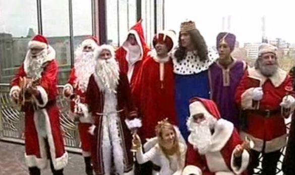 Санта на замовлення