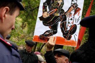 Харків закликає знищити пам'ятники ОУН-УПА
