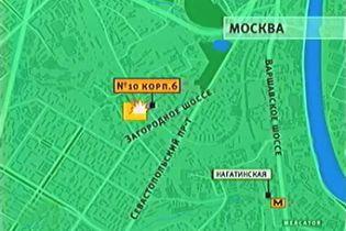 Вибух газу в Москві