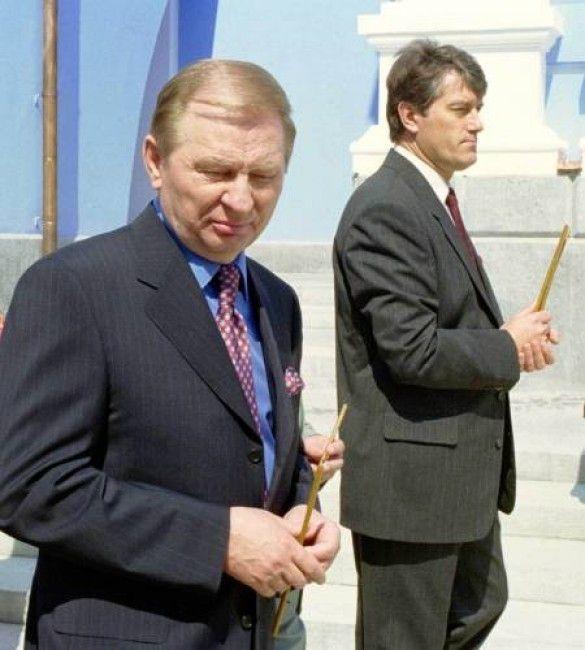 Кучма-Ющенко