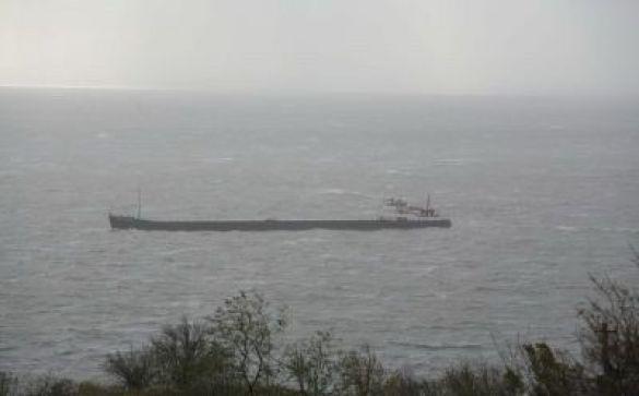 Аварія танкера в Керченській затоці
