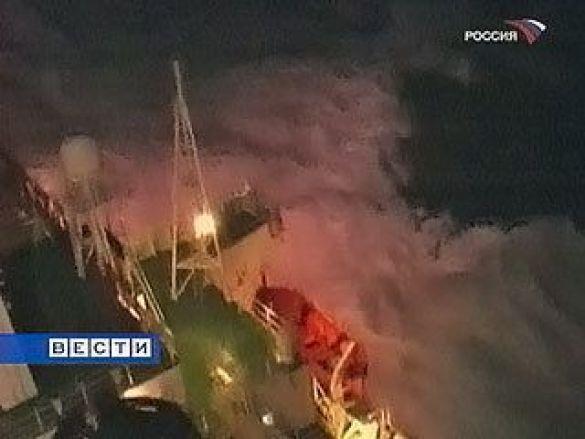 Шторм у Криму