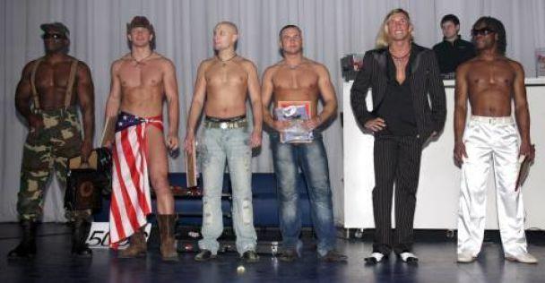 Чемпіонат з чоловічого стриптизу