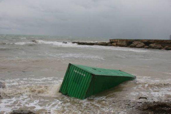Катастрофа в Азовському морі