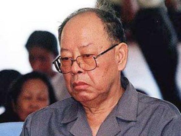 """Колишній міністр закордонних справ """"червоних кхмерів"""" Йенг Сарі"""