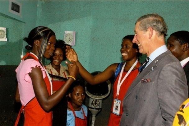 Принц Чарльз зустрівся з повіями