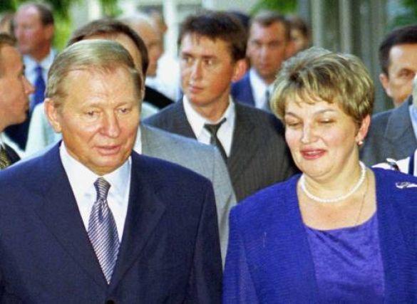 Леонід Кучма та Микола Мельниченко
