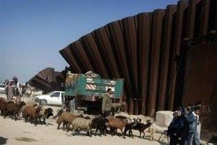 Єгипет будує десятикілометрову стіну вздовж кордону з сектором Газа