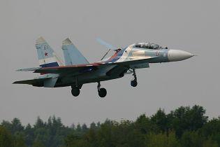Росія хоче розмістити в Абхазії бойові літаки
