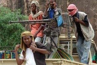 США подарували сомалійцям 40 тонн зброї