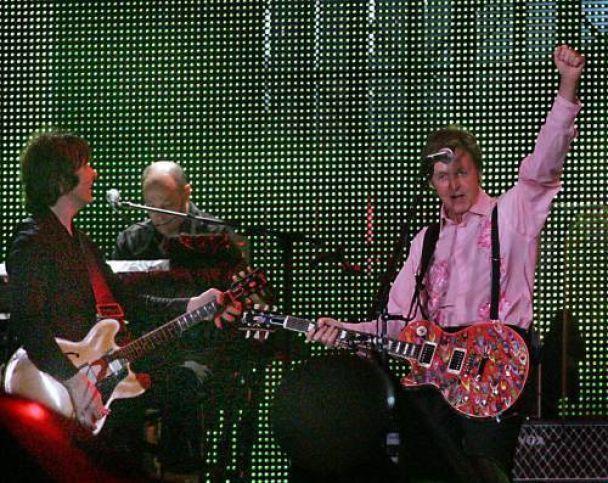 Пол Маккартні вперше за 5 років їде у турне