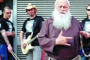 Італійський чернець-металіст залишив шоу-бізнес через диявола