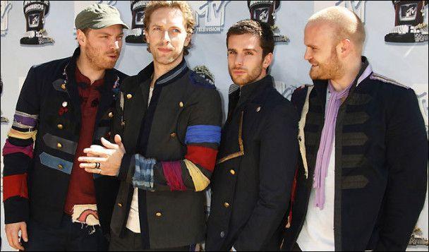 Лідер Coldplay допоможе Імбрулії записати альбом