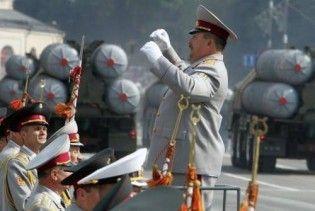 Кабмін виділив 15 млн грн з резервного фонду на парад у Києві