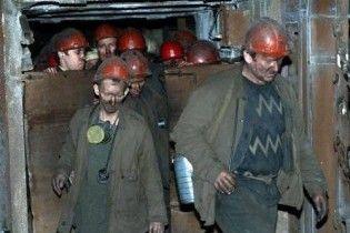 Макіївські гірники відмовилися підніматися з шахти