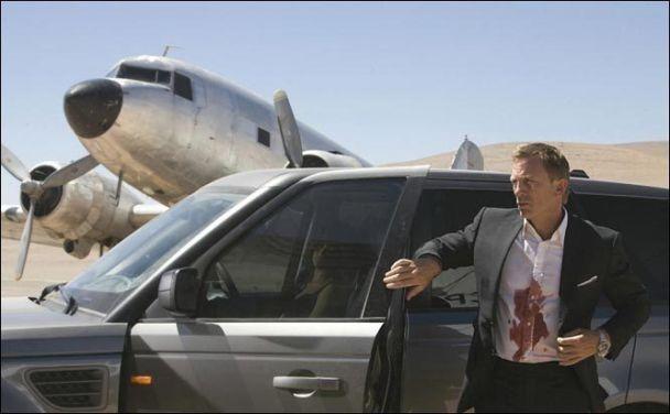 Новий фільм про Бонда вийде в листопаді 2012 року