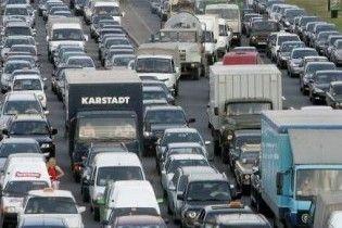 Київ виділить для транспорту УЄФА окрему смугу