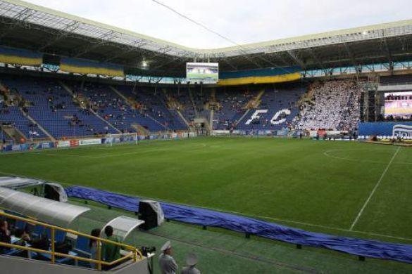 Новий стадіон у Дніпропетровську