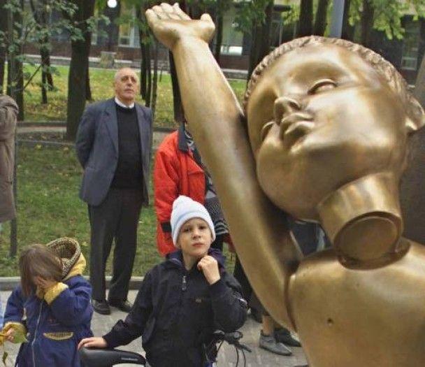 У Києві пройшов мітинг пам'яті розстріляних у Бабиному Яру