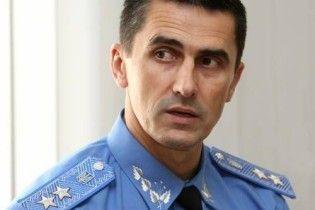 Начальник столичної міліції Ярема подав у відставку