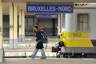 Страйк транспортників відрізав Бельгію від Європи