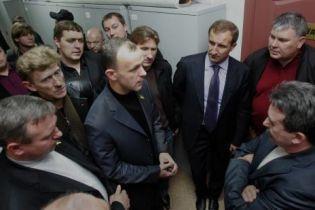 БЮТ дозволив суду працювати (відео)